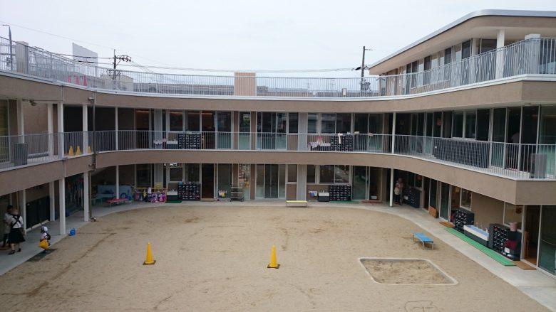 名古屋市H学院幼稚園 様