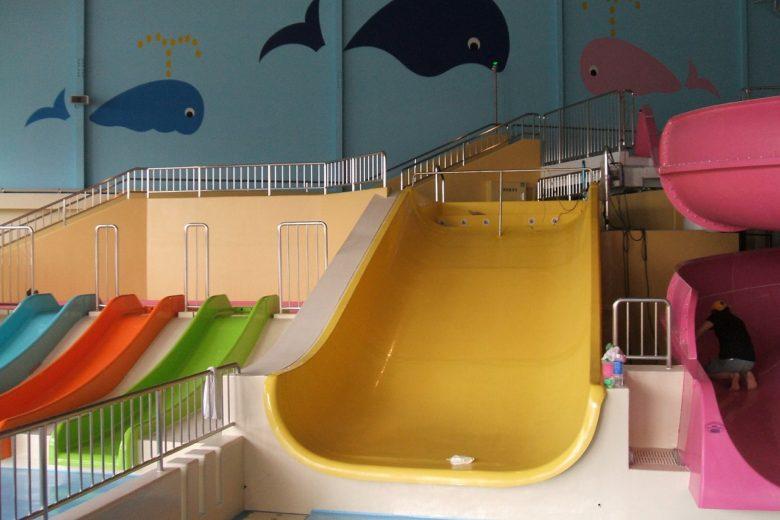 子供用屋内プール施設 様